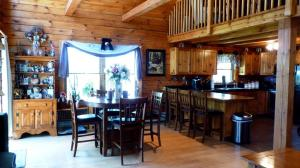 Log Home for Sale in Winchester, CT